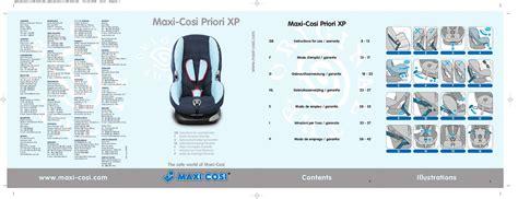 mode d emploi si鑒e auto trottine mode d emploi maxi cosi priori xp si 232 ge auto trouver une