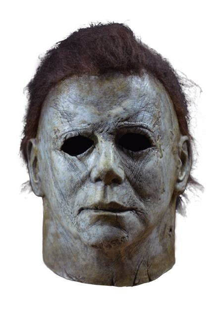 mike myers halloween face halloween 2018 michael myers mask