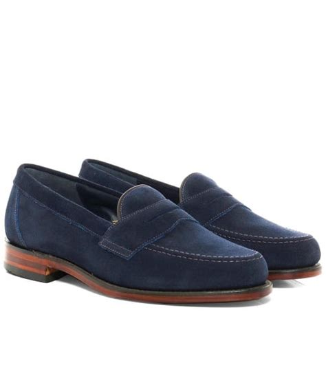 loake suede loafers loake saddle suede eton loafers jules b