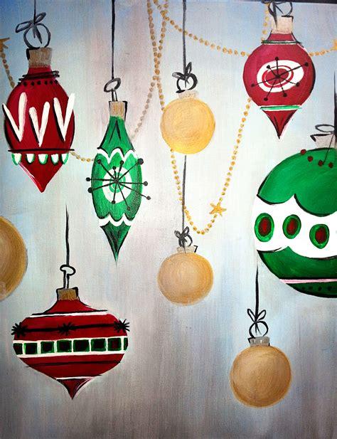 vintage ornaments vintage ornaments pinot s palette painting