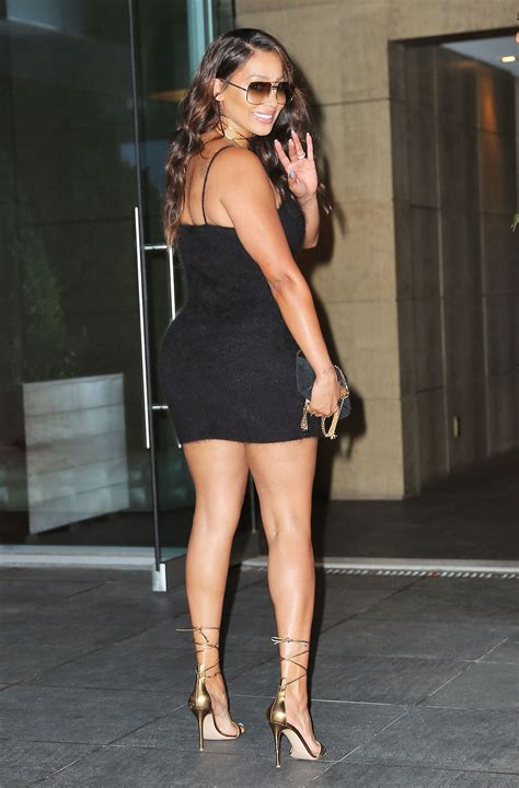 Lala Dress lala anthony s fuzzy wang dress is strictly