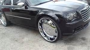 Chrysler 300 On Rims Chrysler 300 On 26 Quot Kurv Rims Footage