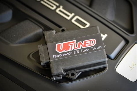Turbox Tuning Box 187 porsche macan turbo and play tuning box review