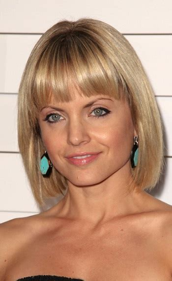 bob hairstyles for fine hair hottest celebrity
