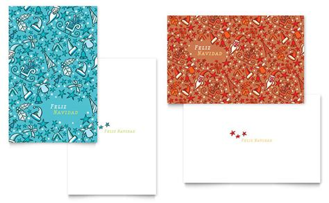 half fold greeting card template for mac confetti greeting card template design