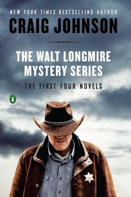 The Bionic Season Four Graphic Novel Ebooke Book the walt longmire mystery series the four novels by craig johnson nook book ebook