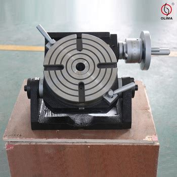 rotary table for milling machine cnc tilting rotary table rotary table for milling machine