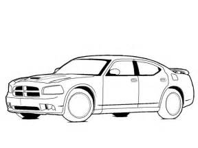 Dodge Charger Drawing Dodge Charger How To Draw Step By Step Motorcycle Review