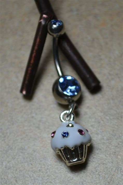 light blue belly button ring 118 best images about ear and belly piercings on pinterest