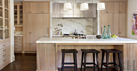 white wooden kitchen cabinets limed oak kitchen cabinets rift sawn oak plank cabinets