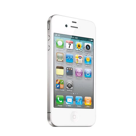 apple iphone  gb eu white refurbished expansys