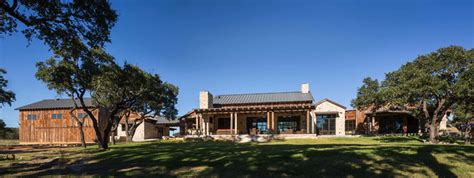 rustic ranch style homes with stone rustic ranch style modern rustic barn style retreat in texas hill country