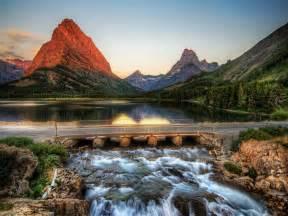 Landscape Photography Glacier National Park Scenery Wallpaper Montana Landscape Photography Wallpaper
