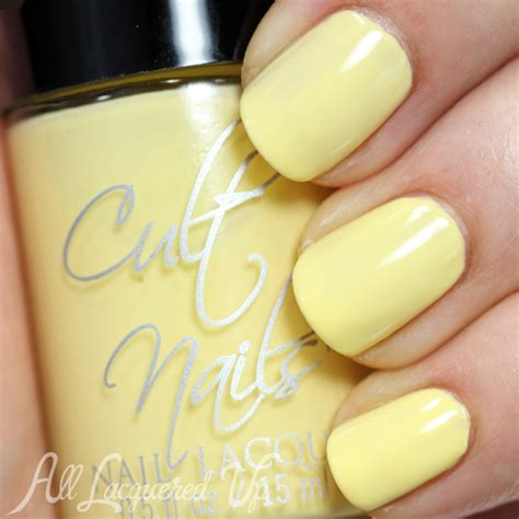 light yellow nail polish the 14 best yellow nail polishes you can get right now