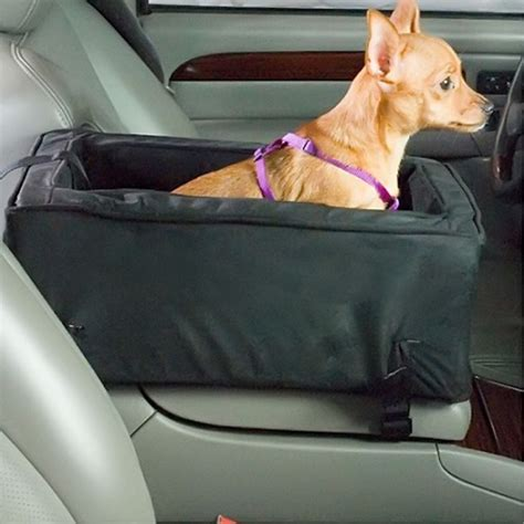 car seats for medium dogs snoozer luxury console lookout carrier car seat