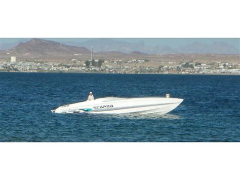 scarab boats arizona 1999 wellcraft scarab avs step hull powerboat for sale in