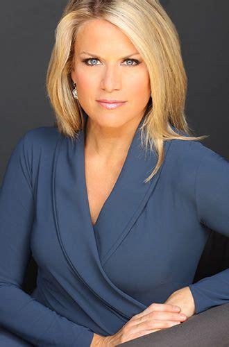 blond newscaster ksdk round face fox news s martha maccallum on why she d never go brunette