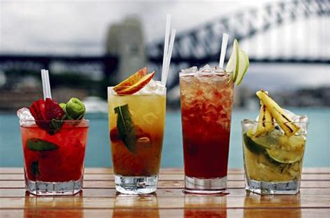 Top Mix Drinks Ordered At Bars by World Of Liquor Cocktails