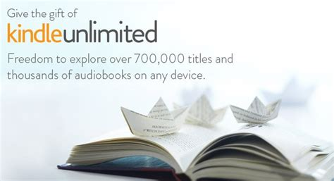 Kindle Unlimited Gift Card - kindle unlimited for malaysians