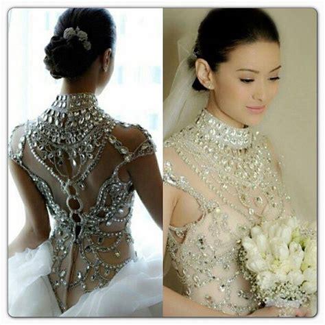 by francis libiran wedding gown francis libiran worn by maricar reyes wedding stuff