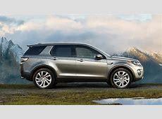 Rent a Land Rover Discovery Sport - Europcar Belgium Range Rover