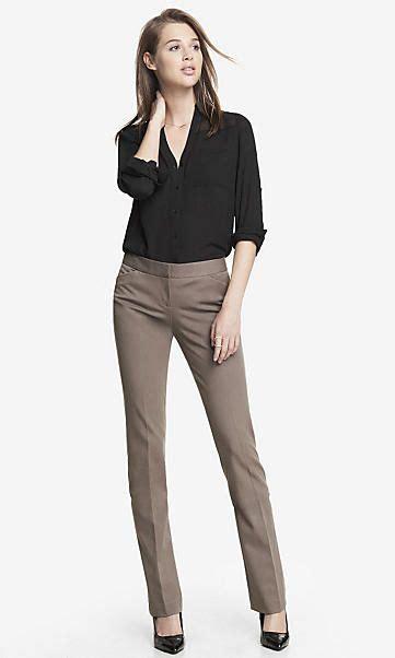 Sweater Wanita Black Zipper Casual F119 s dress editor columnist slacks for
