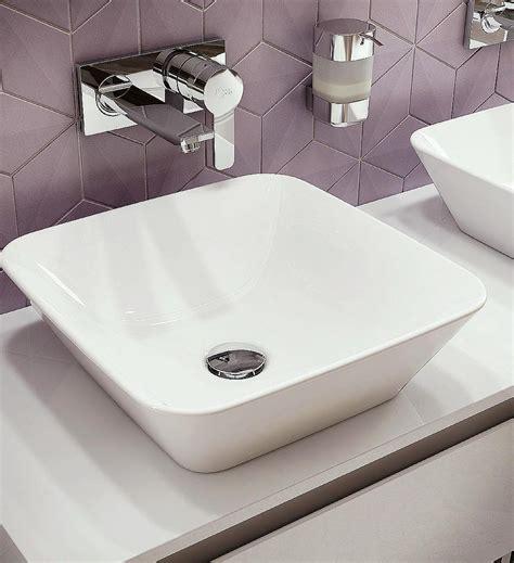 rubinetti per lavabi da appoggio ideal standard connect air lavabo da appoggio 20160607