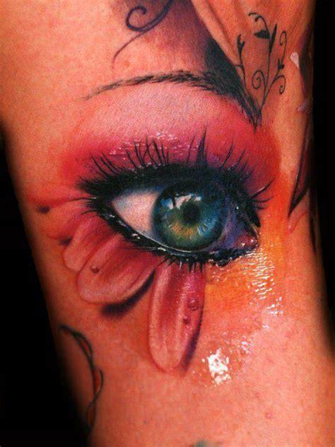 Tattoo Eye Flower | 35 eye tattoo designs ideas design trends premium