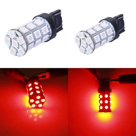 layout running led 20 led 2pcs lot t20 led bulbs w21w 27 smd 5050 daytime running