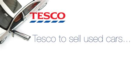 Tesco To Sell Cars Online   GForces Blog