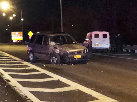 License Suspended For Hogans After Crash That Left Passenger Critically Hurt by Amityville Had Suspended License During Wrong Way