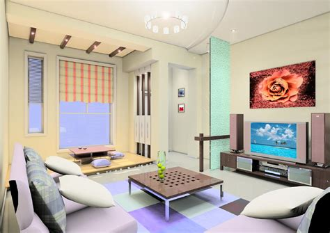 3d room drawing 3d design of a drawing room gharexpert