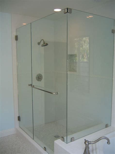 Shower Glass Door Replacement Los Angeles Glass Shower Doors Repair Replacement Orange County