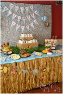 laugh and plan jungle themed birthday