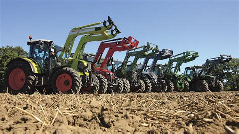 farmer tests the multi functional implement on a farm in kenya tractor test six 120hp tractors go head to head farmers