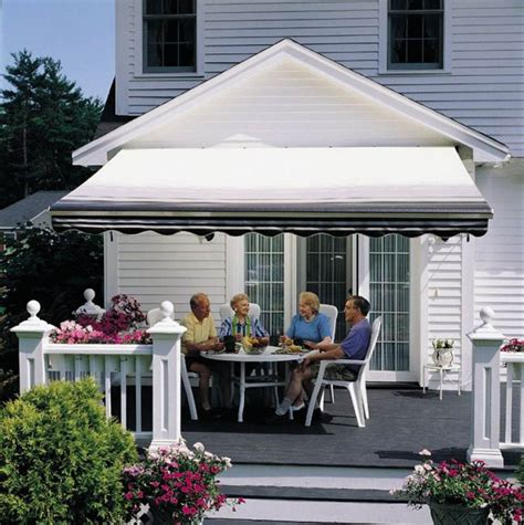awning sunsetter sunsetter awnings weather armor
