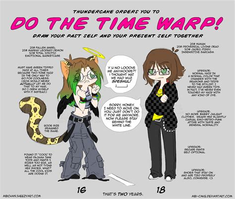 Ai Meme - meme do the time warp by beedalee art on deviantart