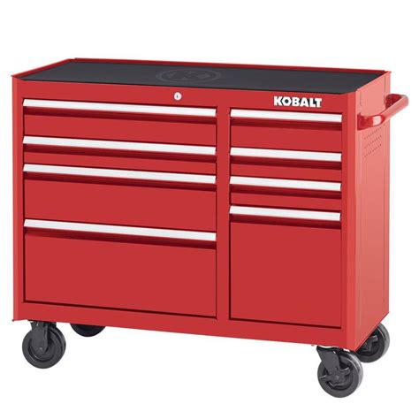 Tools Cabinet shop kobalt 2000 series 34 25 in x 41 in 8 drawer bearing steel tool cabinet at lowes