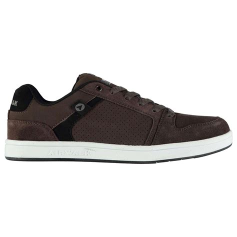 Dc Casual Suede Skate airwalk mens brock skate shoes lace up suede accents sport