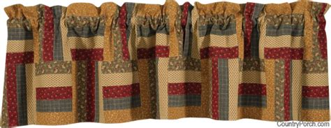 hearth home lined curtain valances