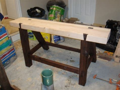 roubo workbench hand tools   seandietrich