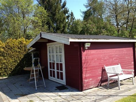 Gartenhaus Dach Renovieren by Gartenhaus Renovieren My
