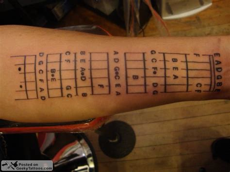 my tattoo designs bass guitar tattoos