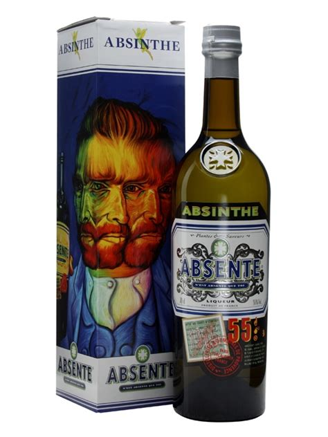 Corporate Gift Singapore absente 55 van gogh edition the whisky exchange