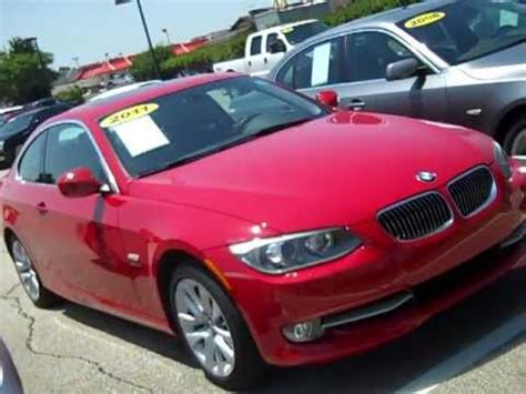 Bmw Of Peoria by Luxurywoody 2011 Bmw 328i Xdrive Coupe Crimson