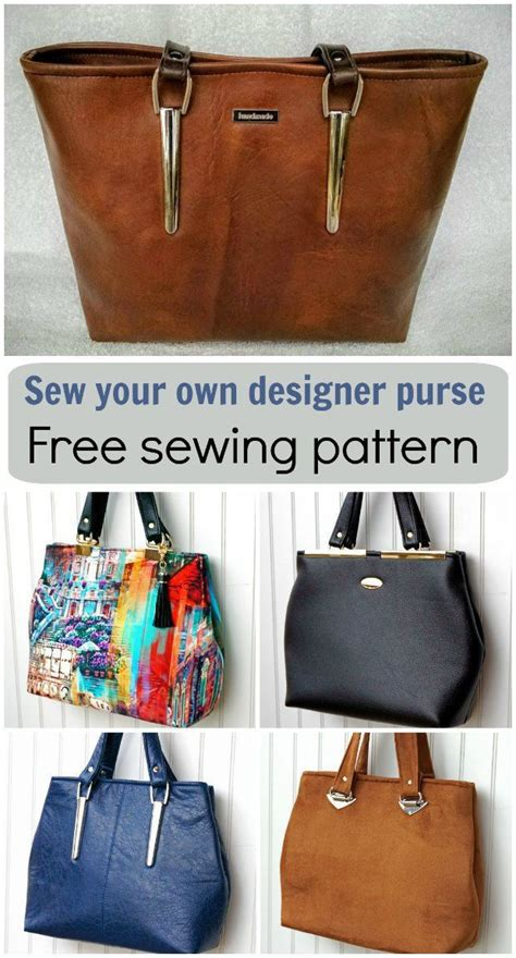 sewing patterns tote bags purses 25 b 228 sta id 233 erna om bag sewing patterns p 229 pinterest
