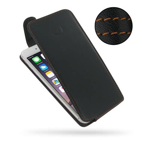 Iphone 6 Plus Wallet Flip Premium Leather Dompet Casing Kuiit iphone 6 6s plus leather flip top carry orange stitch pdair