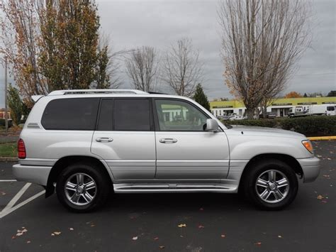 2007 lexus lx470 for sale by owner 2007 lexus lx 470 4wd leather navi 1 owner