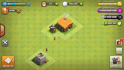 coc apk hack clash of clans v 8 551 24 mod apk monete e gemme per android paperblog