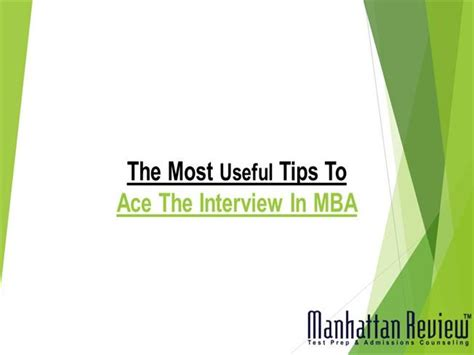 Mba Presentation Tips by Gmat Presentation1 The Most Useful Tips To Ace The